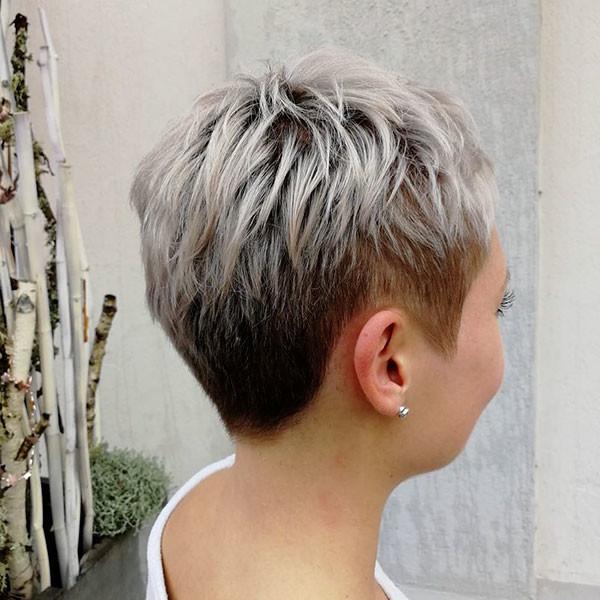 Short-Pixie-HairStyles Best Pixie Cut 2019