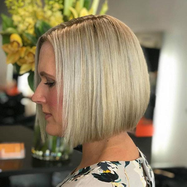 Short-Straight-Hair-2 Short Straight Hairstyles 2019