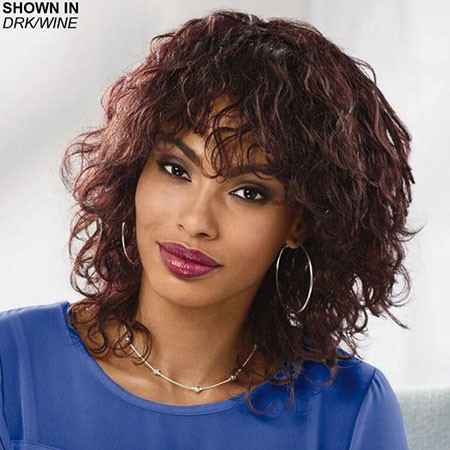 Short-To-Medium-Curly-Hairstyles Popular Short Curly Hairstyles 2018 – 2019
