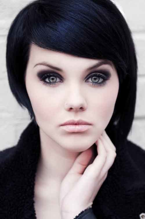 Short-haircuts-for-oval-faces Best Short Haircuts for Oval Faces