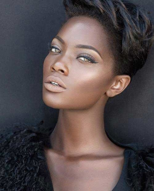 Short-trendy-haircuts-for-black-women Best Black Short Hairstyles for Women