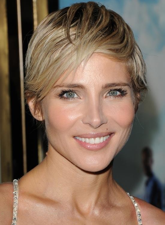 Side-Parted-Bob-With-Messy-Textured-Layers Messy Short Bob Hairstyles