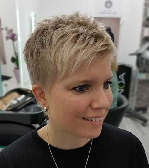 Too-Short-Haircut-2018 Best Short Haircuts for 2018-2019