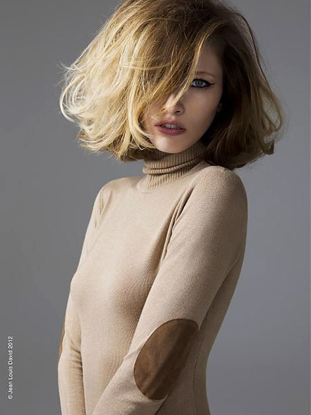 Voluminous-Bob-Style 1960's Short Hairstyles
