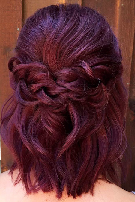 Wedding-Hairstyle-for-Short-Hair Wedding Hairstyles for Short Hair