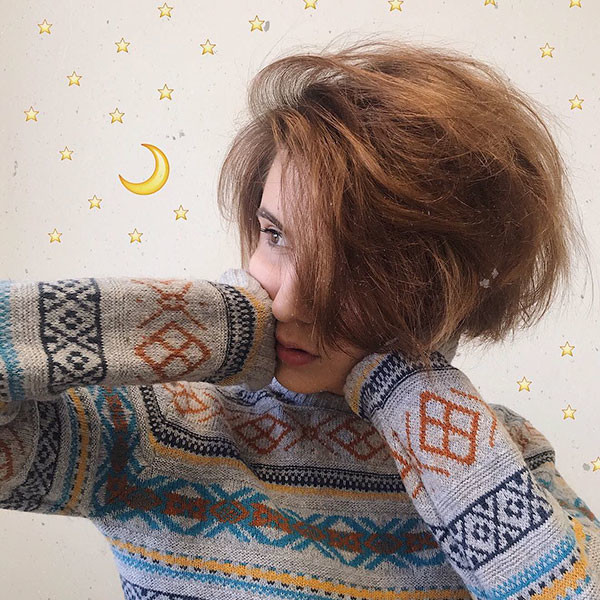 Adorable-Pixie-Bob Beautiful Short Hair for Girls