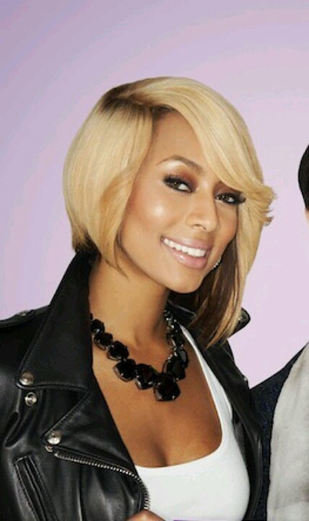 Amazing-Bob-Cut Keri Hilson Short Hairstyles