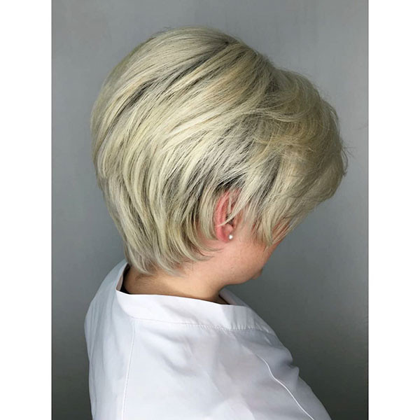 Blonde-Hair-2 New Best Short Haircuts for Women