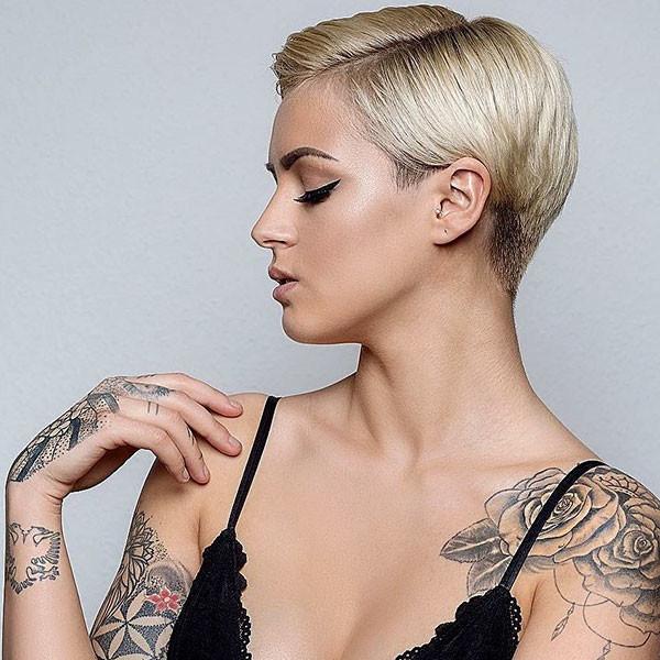 Blonde-Pixie-Hair New Short Blonde Hairstyles