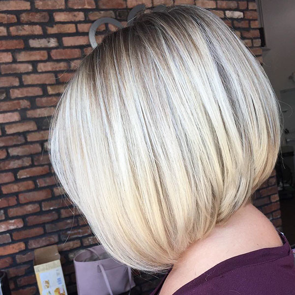Blunt-Bob New Best Short Haircuts for Women
