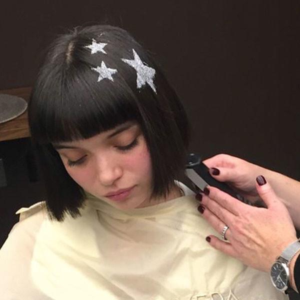 Blunt-Short-Haircut New Cute Short Hairstyles