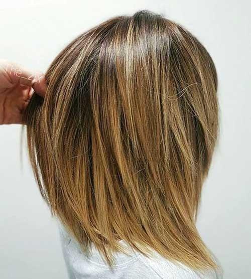 Bob-Layered-Haircut-2019 Amazing Graduated Bob Haircuts for Modern Ladies