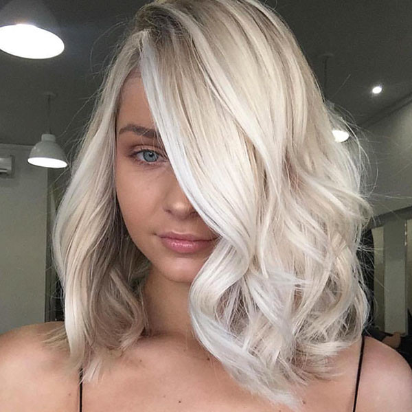 Bob-Style New Short Blonde Hairstyles