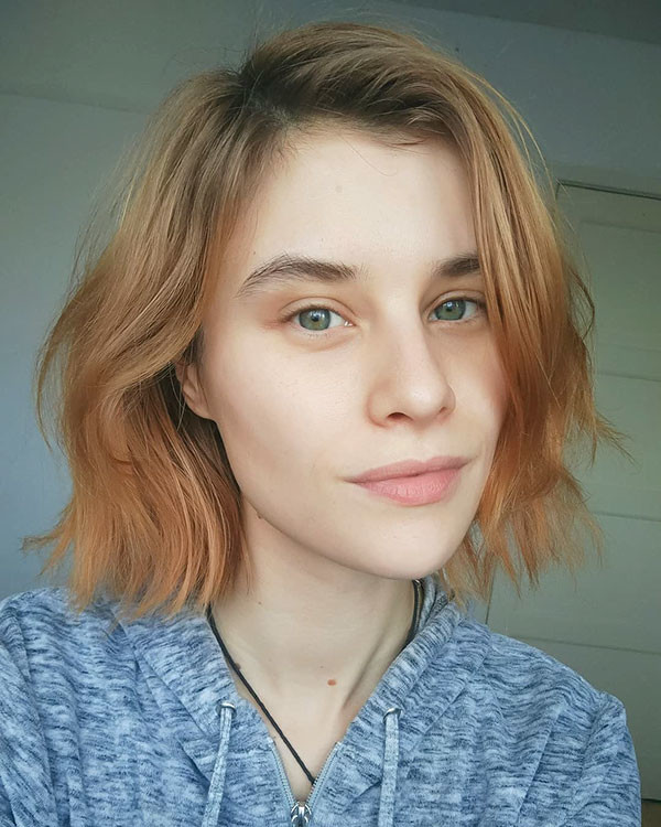Casual-Haircut Popular Short Hairstyles for Fine Hair
