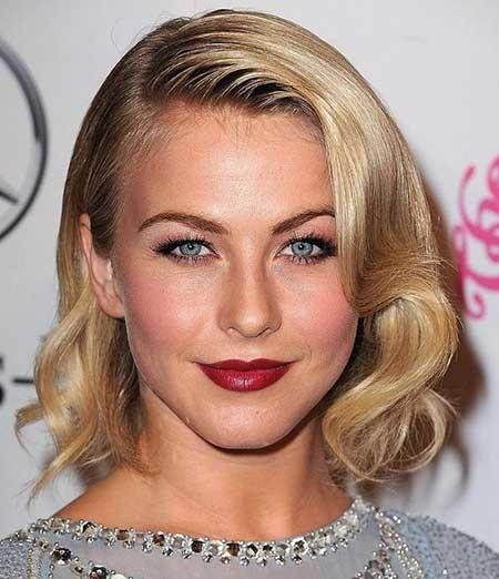 Classy-Wavy-Gorgeous-Hair Vintage Hairstyles Short Hair