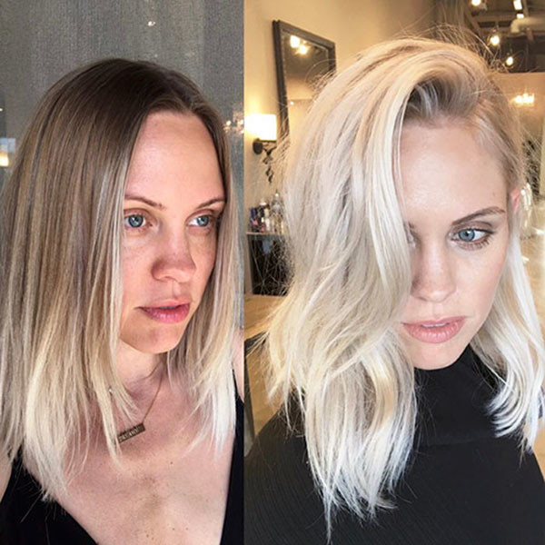Cool-Blonde-Bob-Style New Short Blonde Hairstyles