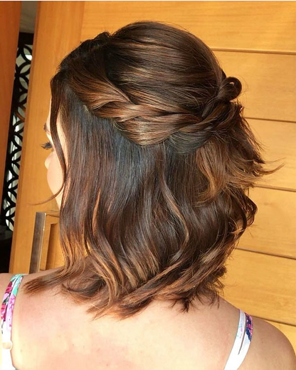 Cute-Hairstyle Amazing Braids for Short Hair