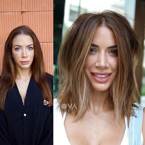 Cute-Long-Bob-Haircut New Cute Short Hairstyles