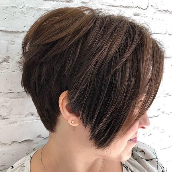 Cute-Short-Haircut New Best Short Haircuts for Women