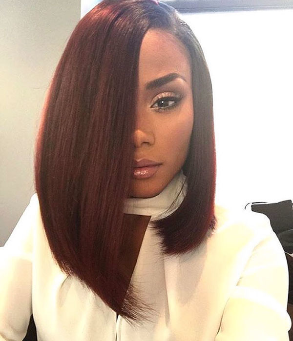 Everyday-Hair-Style Best Bob Hairstyles for Black Women Pictures in 2019