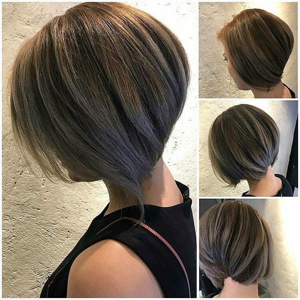 Graduation-Bob-Hair-Style Popular Bob Hairstyles 2019