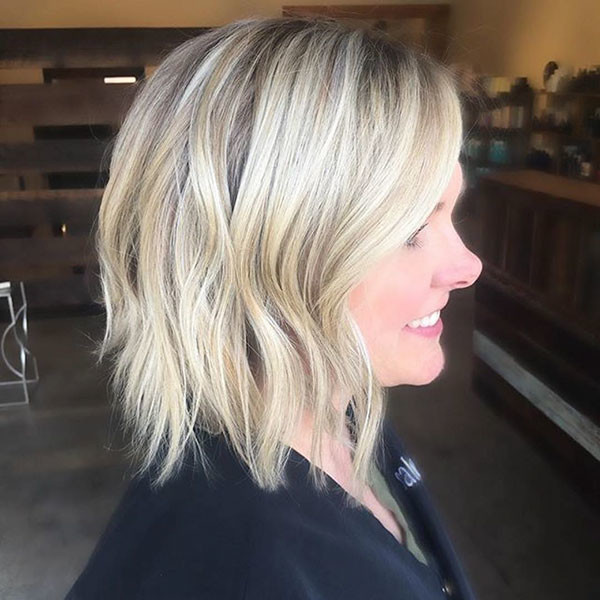 Layered-Style New Best Short Haircuts for Women