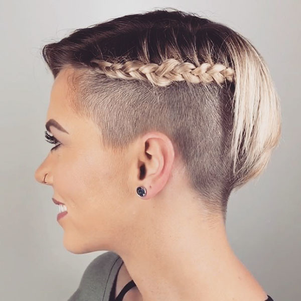 Pixie-Braids-Girls-Style Amazing Braids for Short Hair