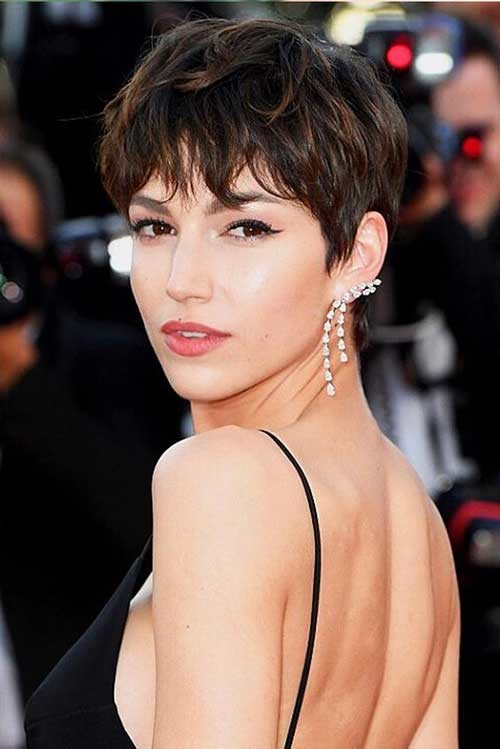 Pixie-Cropped-Hair New Short Haircut Trends Women 2019