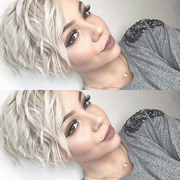 Short-Blonde-Hair-for-Girls Beautiful Short Hair for Girls