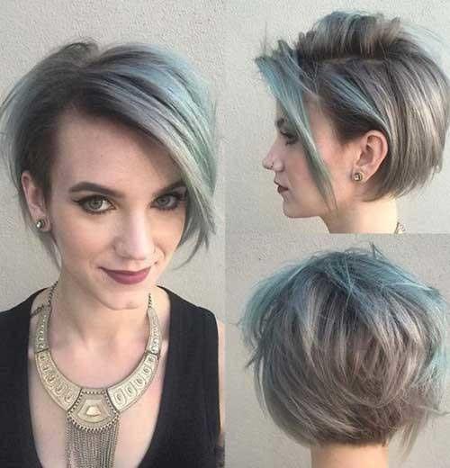 Short-Bob-Cut New Short Haircut Trends Women 2019