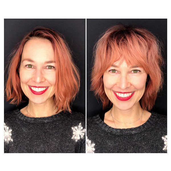 Short-Hair-Style-Older-Women Best Short Hairstyles for Older Women in 2019