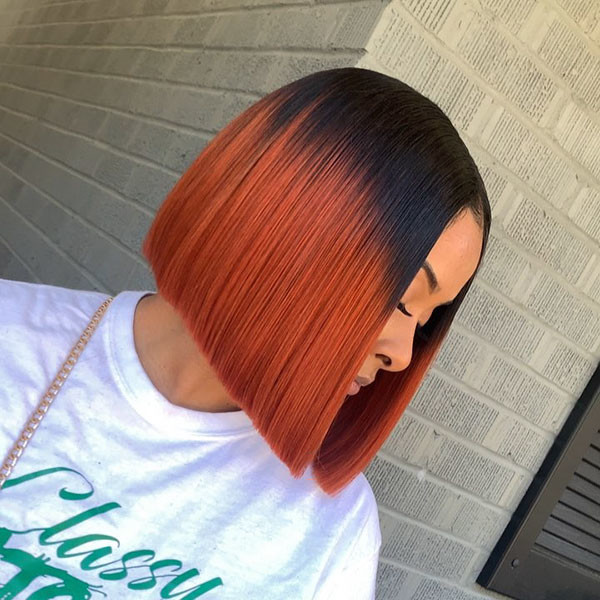 Short-Hairstyle-2019 Best Bob Hairstyles for Black Women Pictures in 2019
