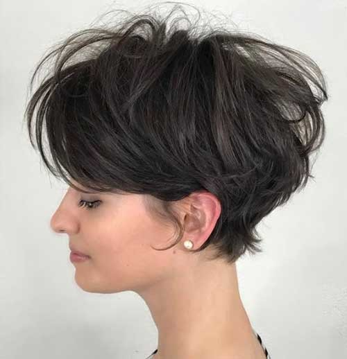 Short-Pixie-Bob-Hairstyles Pixie Bob Haircuts for Neat Look