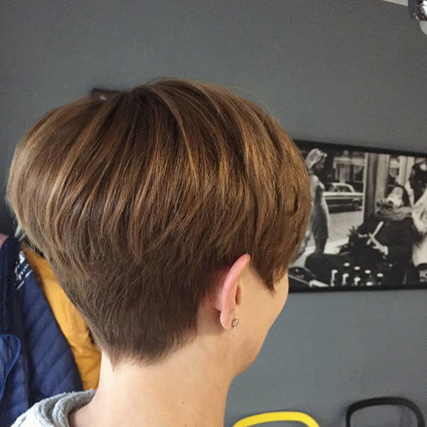 Short-Pixie-Cut New Best Short Haircuts for Women