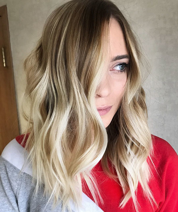 Short-to-Medium-Hair Best Short Wavy Hair Ideas in 2019