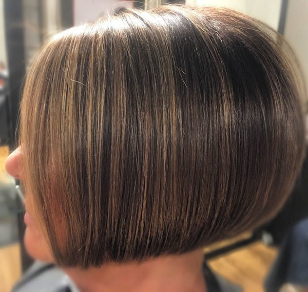 Sleek-Bob New Best Short Haircuts for Women