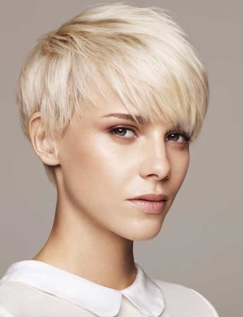 Straight-Fine-Hair Stylish Pixie Haircuts Every Women Should See