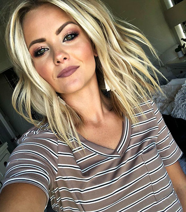 Stylish-Blonde-Hairstyle New Short Blonde Hairstyles