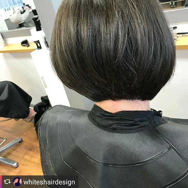 Thick-Hair New Best Short Haircuts for Women