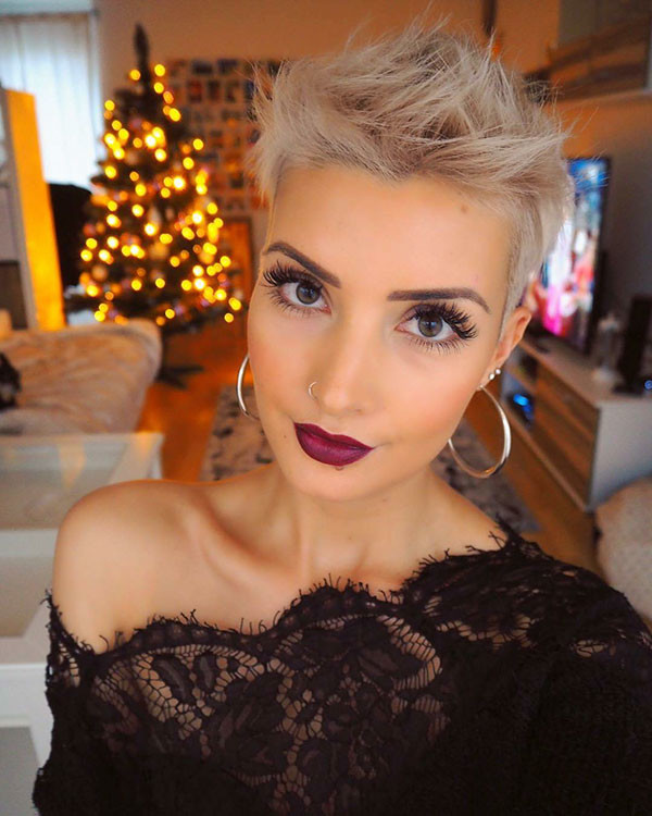 Wedding-Hairstyle-for-Short-Hair Wedding Hairstyles for Short Hair 2019