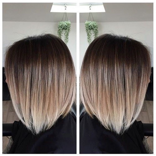 11-brown-to-blonde-ombre-short-hair Beautiful Brown to Blonde Ombre Short Hair