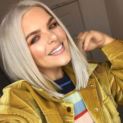 15-blonde-long-bob Famous Blonde Bob Hair Ideas in 2019