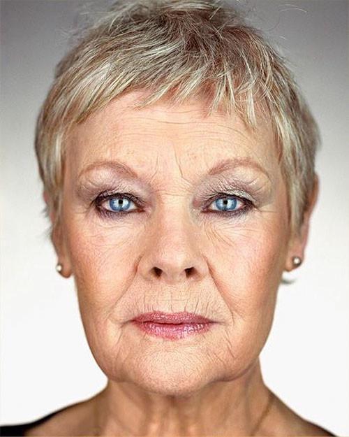 15-short-pixie-cuts-for-older-women Beautiful Pixie Cuts for Older Women 2019