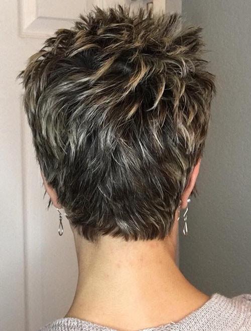 20-short-pixie-haircuts-for-older-women Beautiful Pixie Cuts for Older Women 2019