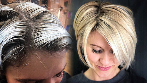 22-short-layered-bob-with-side-bangs Best Short Layered Bob With Bangs