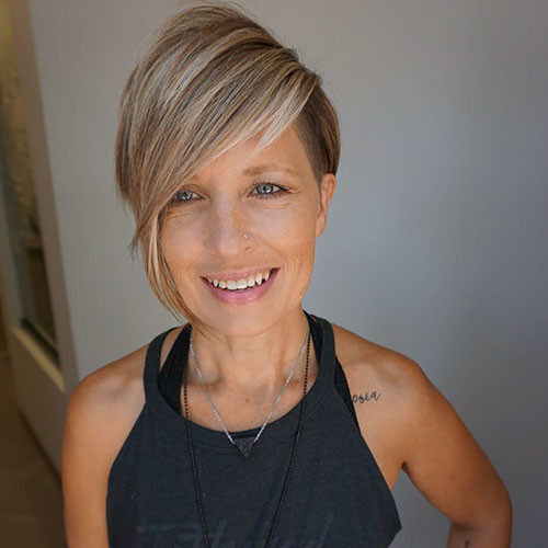 40-pixie-cuts-for-women Best New Pixie Haircuts for Women