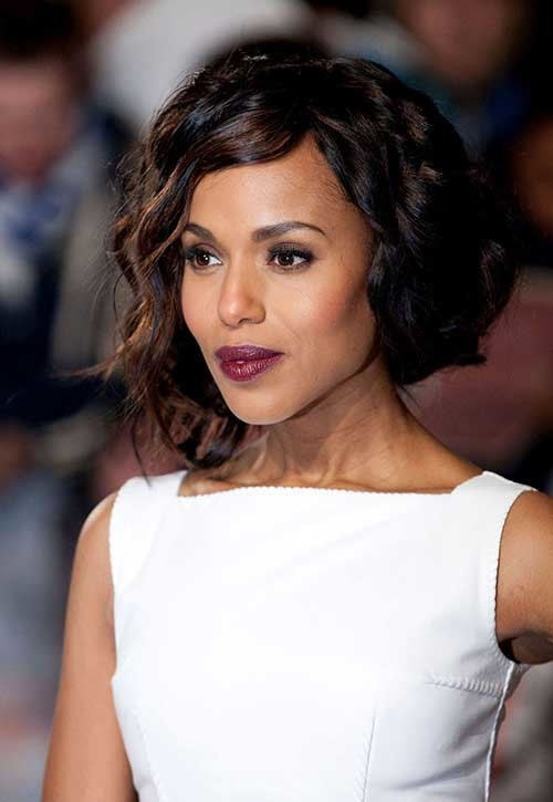 Asymmetrical-bob-hairstyle-for-black-ladies Asymmetrical Bob Haircuts