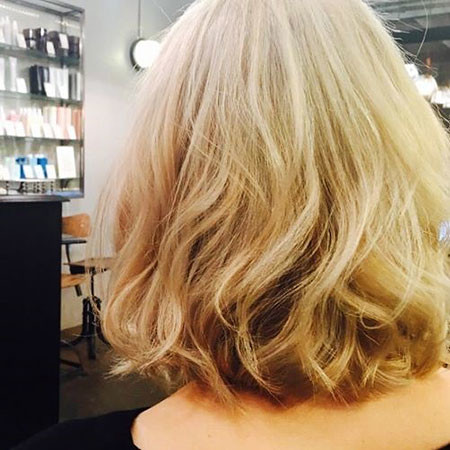 Blonde-Bob-2019 New Bob Hairstyles 2019