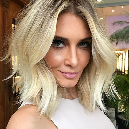 Blonde-Bob New Bob Hairstyles 2019