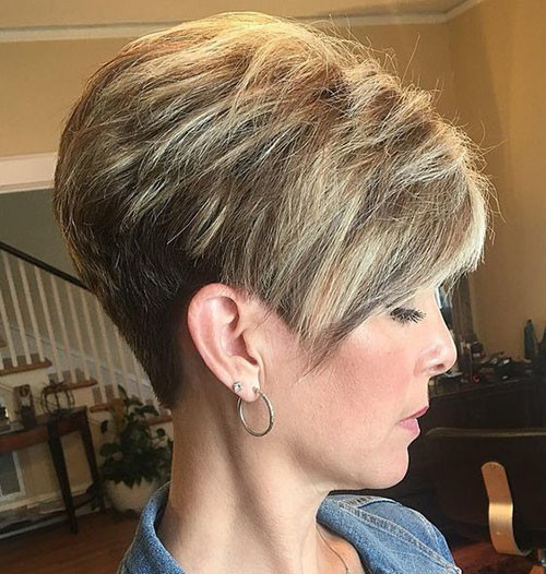 Blonde-Pixie-Cut-2 Best New Pixie Haircuts for Women